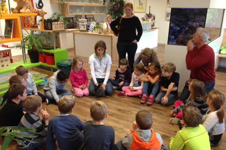 Kinder-Tier-Workshops