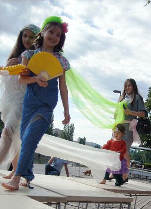 Limda - Integration für Flüchtlingskinder